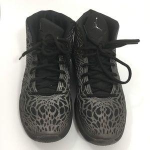 Jordan Black & Silver Ultra Fly 10